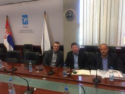 Odr  an sastana u Regionalnoj agenciji Srbije
