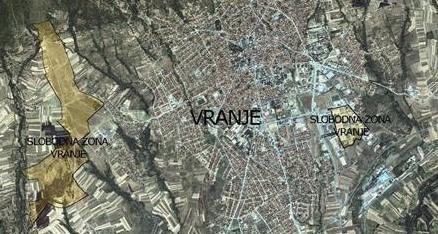 satelitski snimak slobodne zone